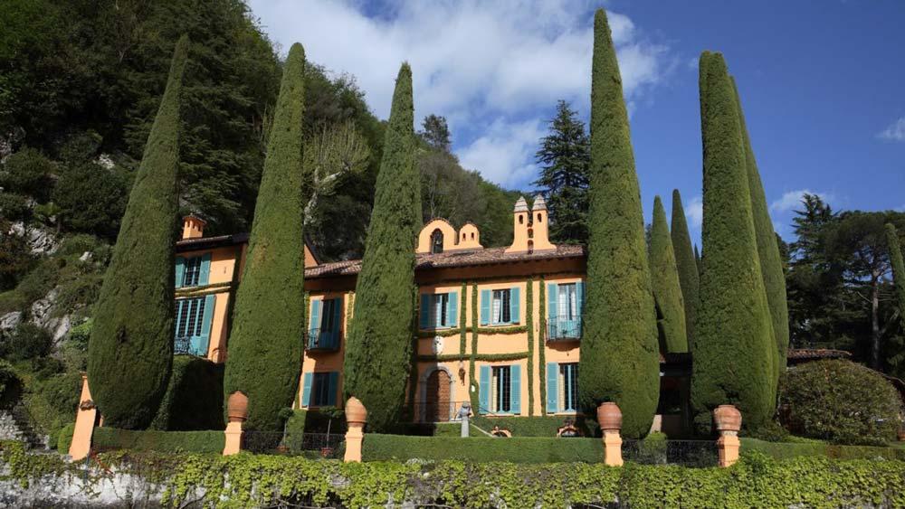 Villa Cassinella, Lake Como