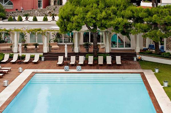 JK Place Capri Weddings
