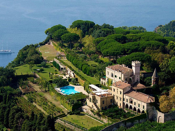 Villa Cimbrone Weddings