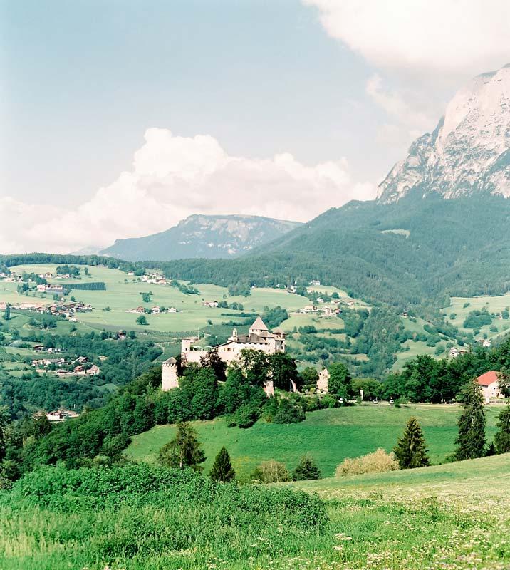 Castel Presule, Dolomites