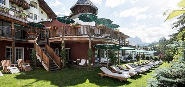 dolomites Weddings Rosa Alpina hotel